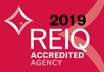 REIQ Accredited Agency Logo