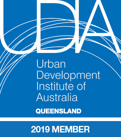 Urbane Development Institute of Australia Logo